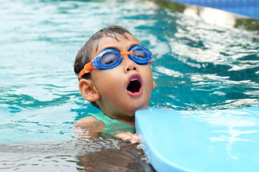 The swimming school will offer swim lessons for infants, children and adults. (Courtesy Pexels)