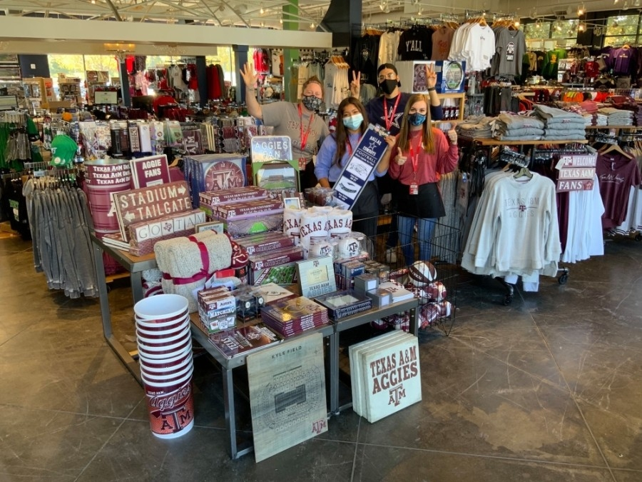 Sports apparel and merchandise store Rally House is now open on Carroll Avenue in Southlake. (Courtesy Rally House)