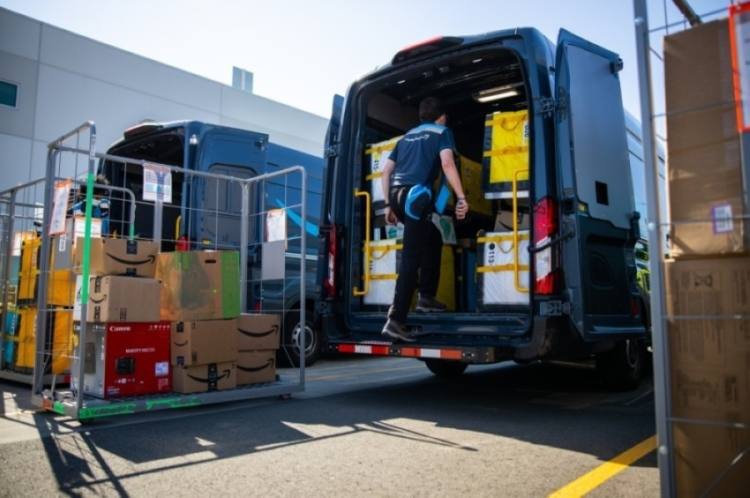 Amazon may bring a delivery station to the east Montgomery County area. (Courtesy Amazon)