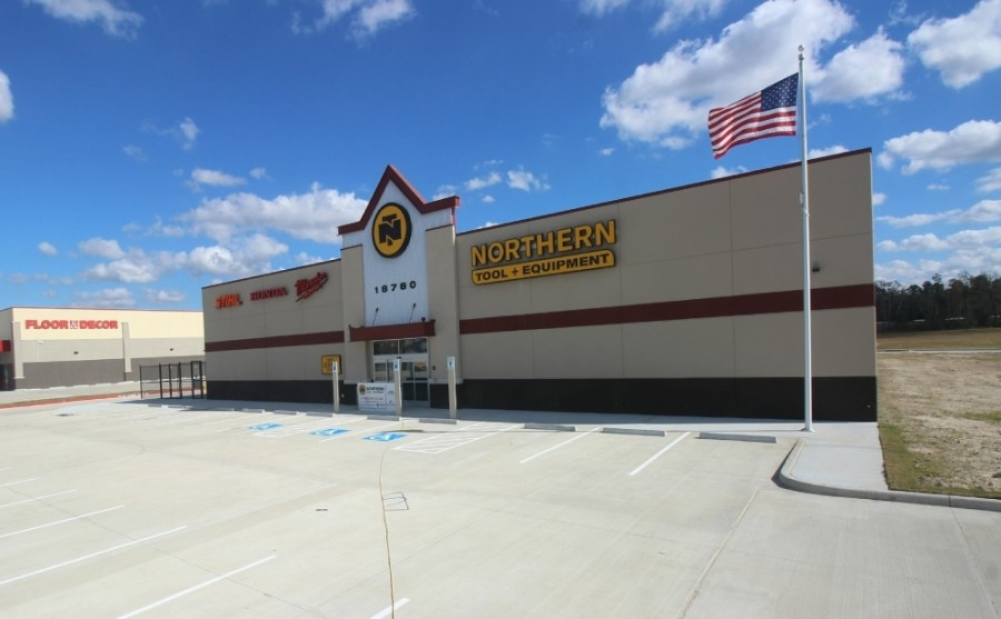 Northern Tool + Equipment will open its new Humble store in January. (Courtesy Northern Tool + Equipment)
