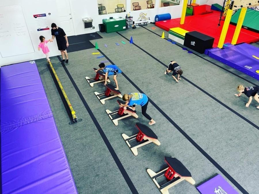 USA Ninja Challenge opened Nov. 4 in Sugar Land. (Courtesy USA Ninja Challenge)