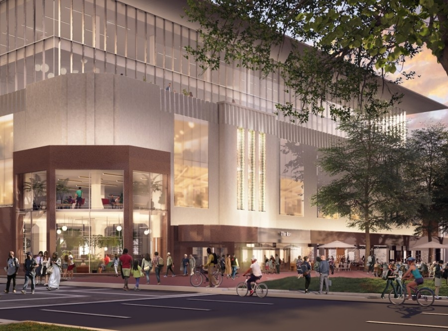 Microsoft will be a tenant at The Ion, Houston's upcoming innovation hub. (Courtesy The Ion)