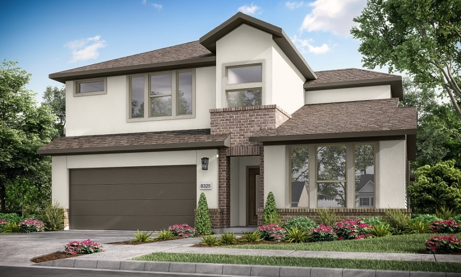 Taylor Morrison will soon begin sales in a new neighborhood of Woodforest, Christine Manor. The community is also welcoming a new builder, David Weekley Homes, which will be selling in the Kingsley Square neighborhood. (Courtesy Total PR)