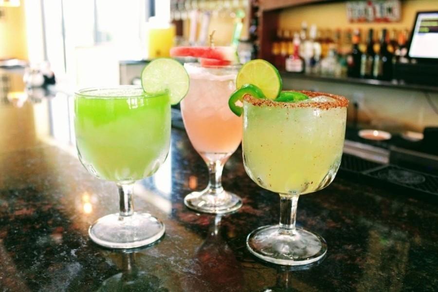 House Margarita ($7.50) made with Jose Cuervo Especial. (Courtesy CasaMia Mexican Restaurant and Bar)
