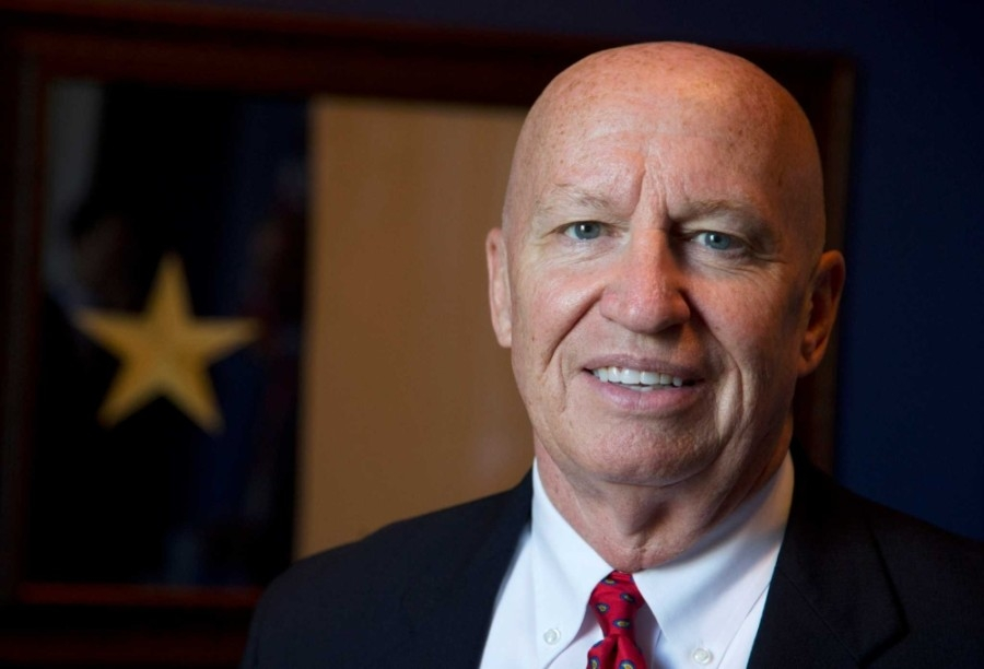 U.S. Rep. Kevin Brady, R-The Woodlands, announced Jan. 5 that he has tested positive for COVID-19. (Courtesy Kevin Brady)