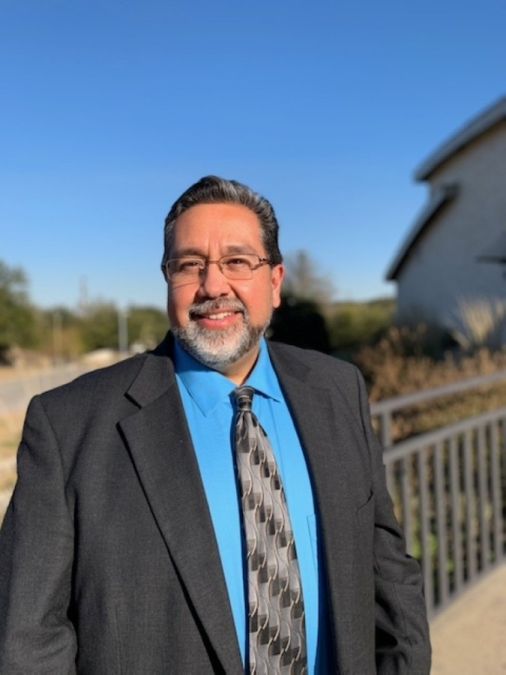 portrait of new assistant city manager