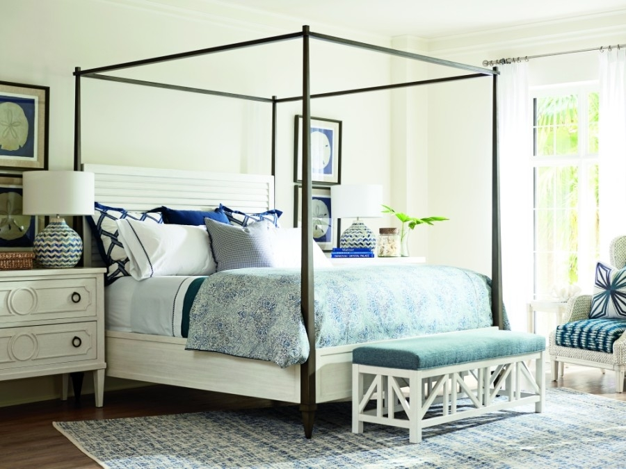 Tommy Bahama Home offers furnishings and decor for throughout the home. (Courtesy Tommy Bahama Home)