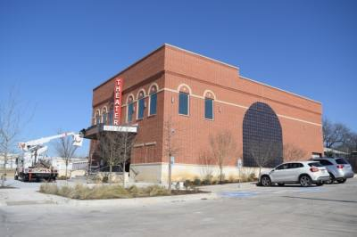 The 4,000-square-foot, roughly $2 million performing arts center has a capacity of 210 seats, and numerous organizations plan to perform shows at the venue. (Matt Payne/Community Impact Newspaper)