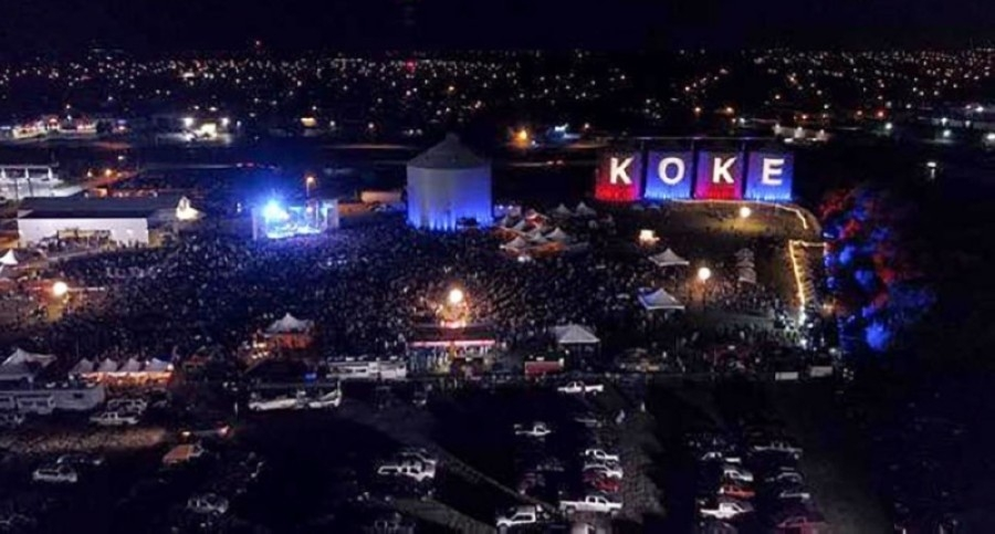 Previous headliners included Cody Johnson, Turnpike Troubadours, Aaron Watson and Mark Chestnutt, among others. (Courtesy KOKEFest)