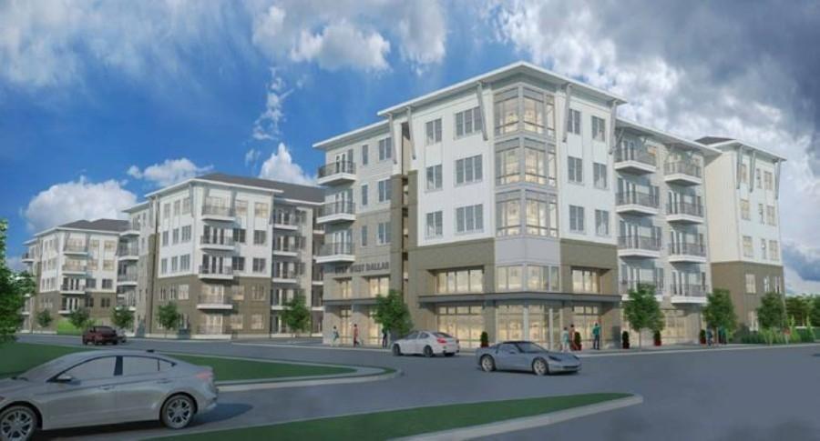 2400 W. Dallas St. apartments