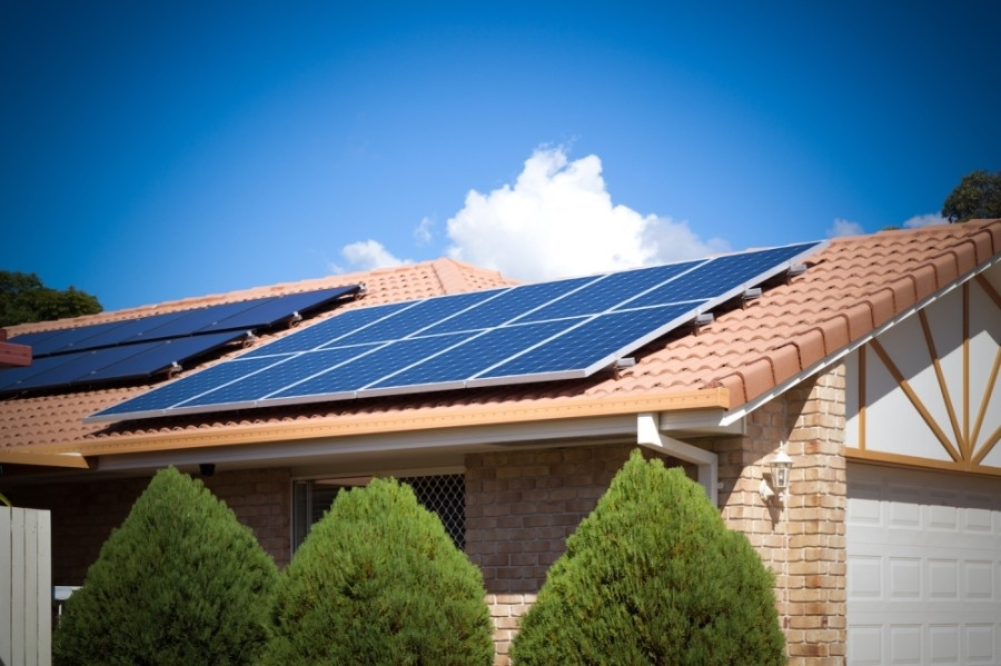 Plano homeowners and business owners can now join a free co-op that allows them to purchase individual solar systems at a competitive price. (Courtesy Adobe Stock)