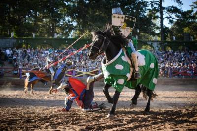 The Texas Renaissance Festival announced a new general manager Jan. 11 following its 46th festival season in Todd Mission, just north of Magnolia. (Courtesy Steven David Photography)