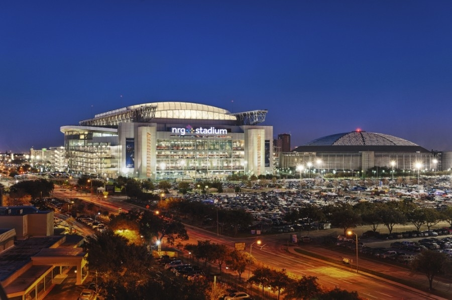 """Three """"mass community vaccination sites"""" are slated to open in Texas on Feb. 24—including one at NRG Stadium in Houston—to provide vaccines for COVID-19. (Courtesy Visit Houston)"""