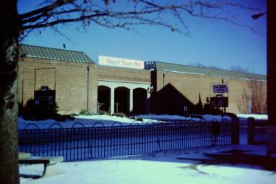 The Harpeth Mall opened in the mid-1970s and closed in 1980. (Courtesy Rick Warwick Collection)