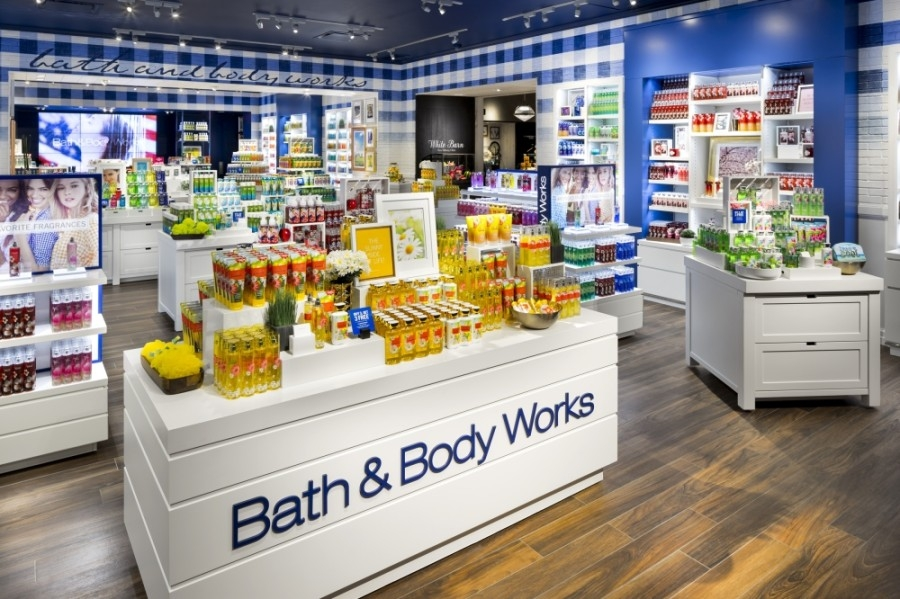 A Bath and Body Works store