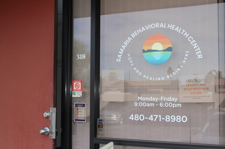 Samaria Behavioral Health Center