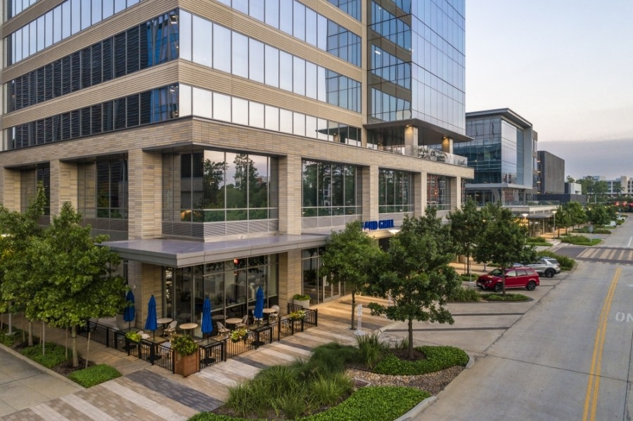 Based in San Jose, California, the nearly 70-year-old financial institution will occupy a 2,188-square-foot space on the ground floor of a 10-story building that currently houses Island Grill, Edward Jones and The American Bureau of Shipping. (Courtesy Mabry Campbell)