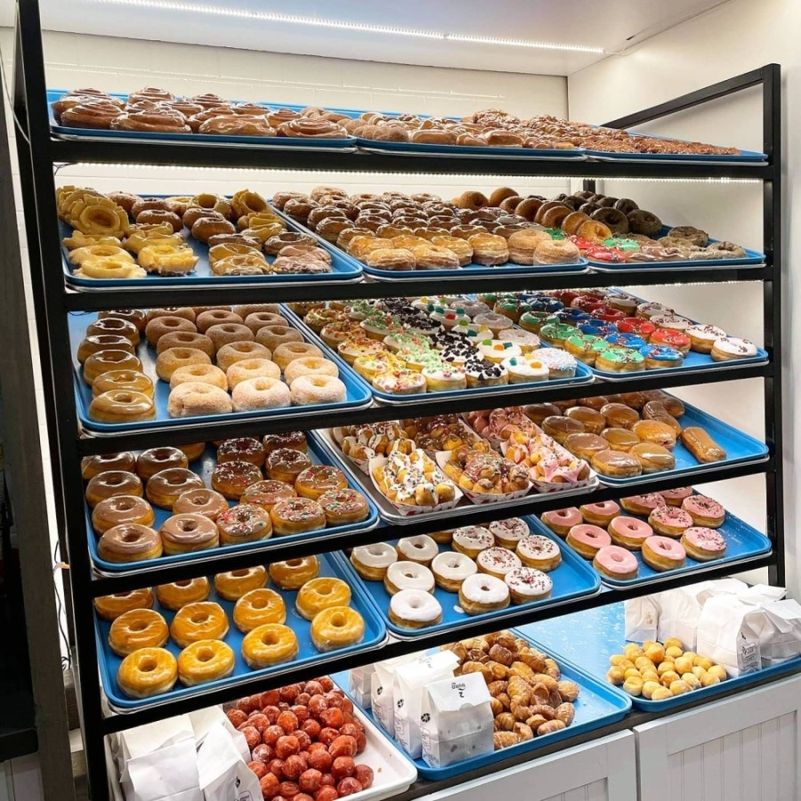 The new store is the fifth location for the local kolache shop. (Courtesy Karma Kolache)