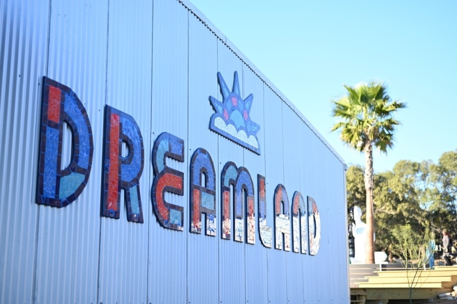 Dreamland entertainment center is hosting a farmers relief concert March 13. (Courtesy Dreamland)