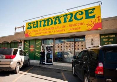 Sundance Records & Tapes will open under the name Sundance Record Lagoon in San Marcos on June 1. (Courtesy Nancy Barnard)