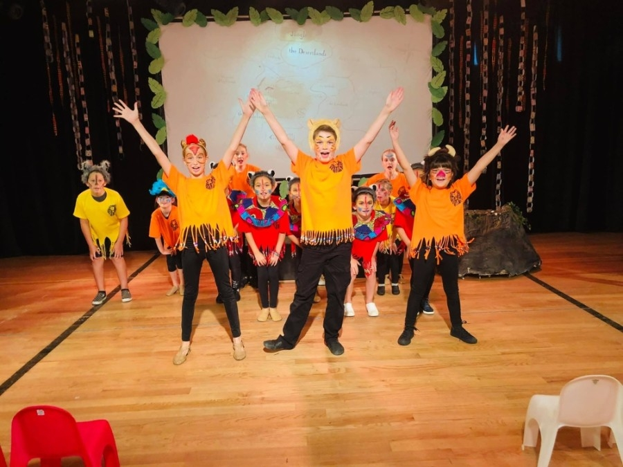 Summer program themes at the Greater Austin Dance Academy include superheroes, puppy parties and Christmas in July. (Courtesy Greater Austin Dance Academy)