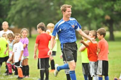 Sports Quest is a local Christian soccer camp. (Courtesy Sports Quest)