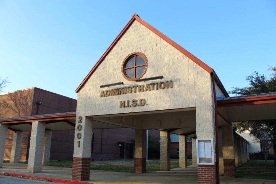 Northwest ISD administration building