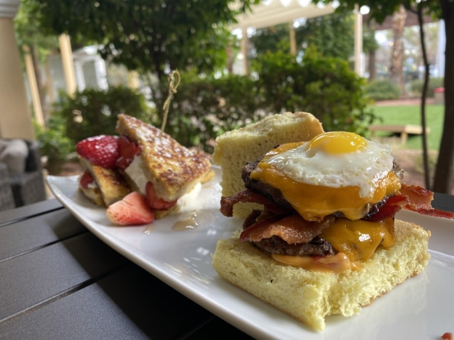 The You're Bacon Me Crazy Brunch Crawl will take place in downtown Chandler on May 15 from 10 a.m.-2 p.m. (Courtesy Downtown Chandler Community Partnership)