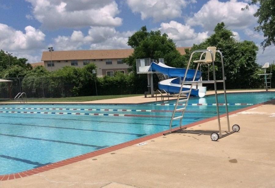 Springwoods Pool