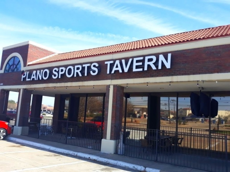 Plano Sports Tavern opened under its new name in February. (Courtesy Plano Sports Tavern)