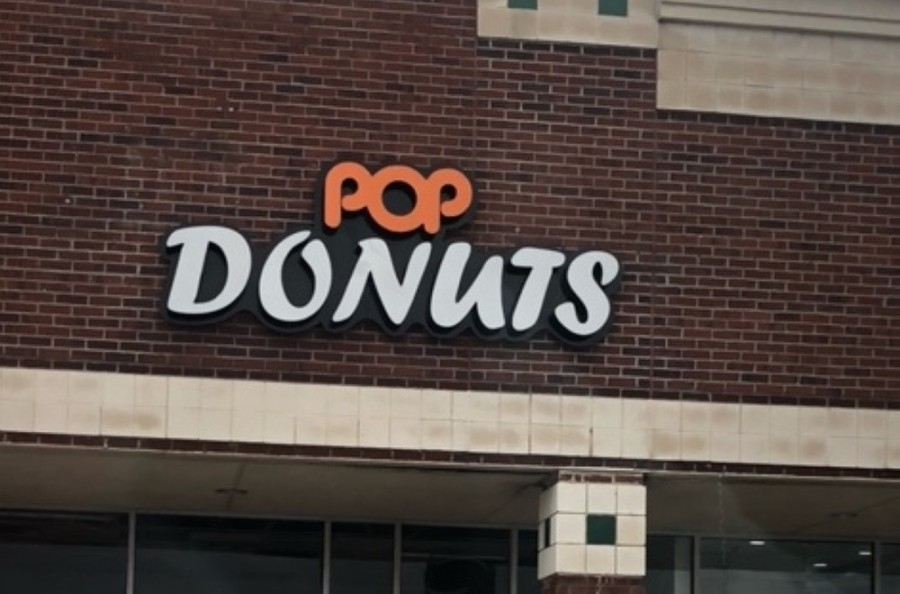The business sells a variety of doughnuts and cronuts, which are a croissant-donut hybrid that can feature fillings such as berry, bacon, Nutella and more. (Leanne Libby/Community Impact Newspaper)
