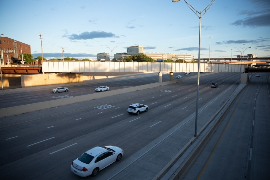 The city of Plano acquired the property in 2002 before a former development was razed and a majority of the property was left vacant. (Liesbeth Powers/Community Impact Newspaper)