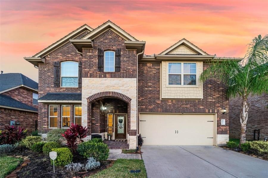 2411 Bal Harbour Drive sold for $285,000-$325,000 on Feb. 2. (Courtesy Houston Association of Realtors)