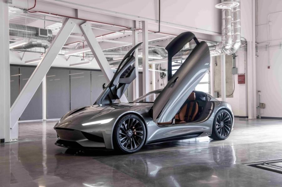 Karma Automotive offers electric luxury cars. (Courtesy Karma Automotive)