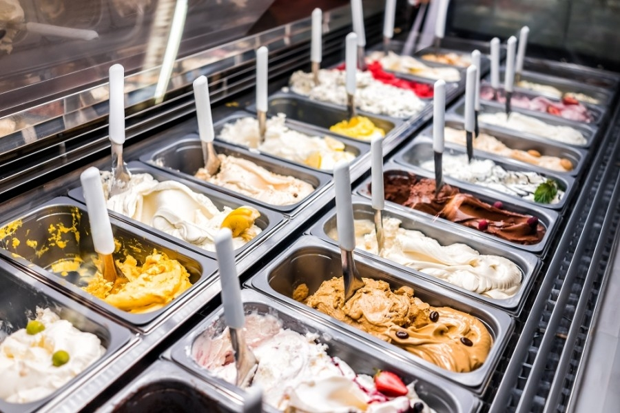 Dottie's Gelato and Italian Ices is slated to open at the rear entrance of 411 W Main St., Tomball, at the end of March, according to business owner Lorraine Featherston. (Courtesy Adobe Stock)