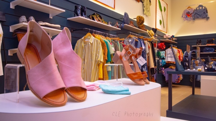 Gather & Co. opened March 17 in Bee Cave's Hill Country Galleria. (Courtesy Giant Noise Public Relations)