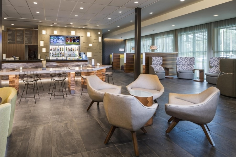 A Courtyard by Marriott hotel will open in June at at 250 Assay St., Houston, in Generation Park. (Courtesy Courtyard by Marriott)