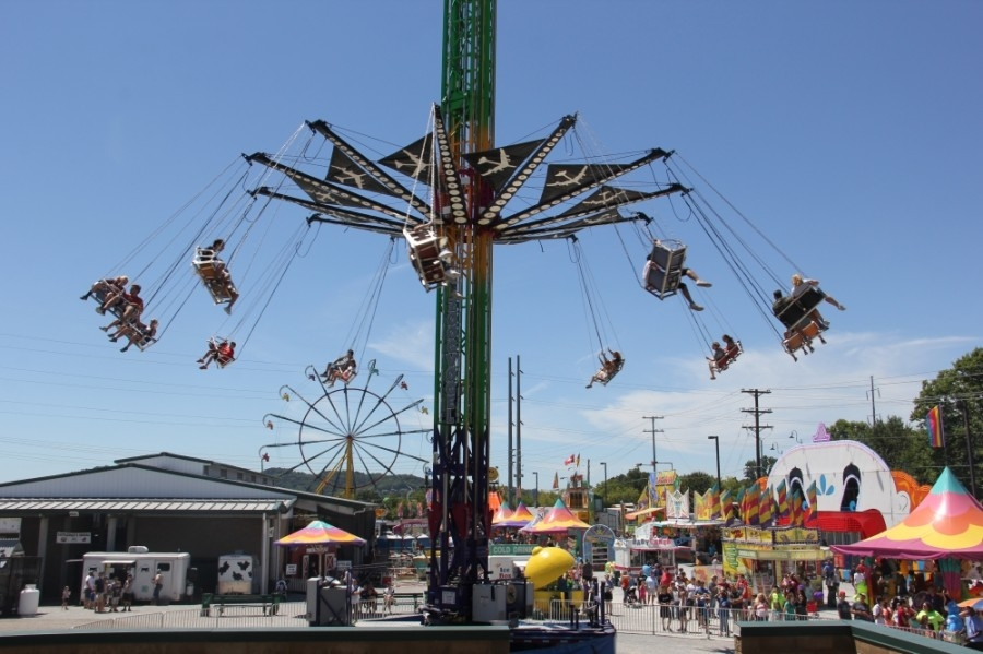 The 2021 Williamson County Fair is slated to be held Aug. 6-14. (Courtesy Williamson County Fair)