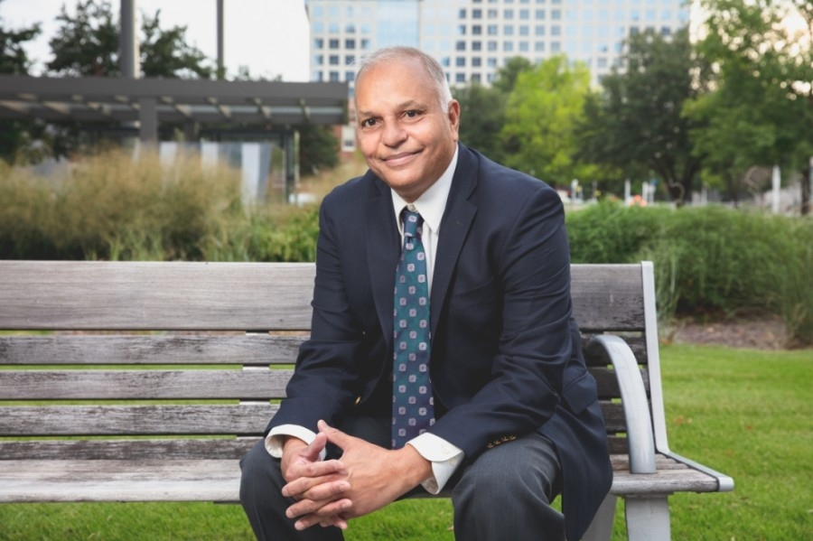 Redwood Family Health Center's CEO and Medical Direcotor Dr. V.A. Vallury has over 40 years of experience building community health care clinics that serve diverse patient populations. (Courtesy Redwood Family Health Center)