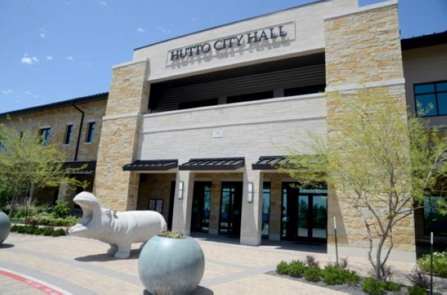 Hutto Police Department presented its 2020 racial profiling report during City Council's March 18 meeting. (Kelsey Thompson/Community Impact Newspaper)