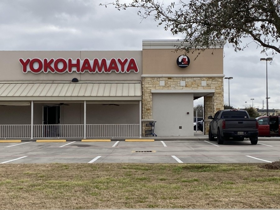 Japanese restaurant Yokohamaya is expected to open in Tomball later this month. (Adriana Rezal)