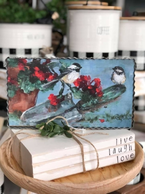 The Market offers gifts, home decor and DIY supplies. (Courtesy The Market)