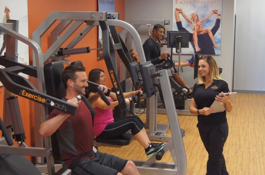 The Exercise Coach will open in McKinney this April. (Courtesy The Exercise Coach)