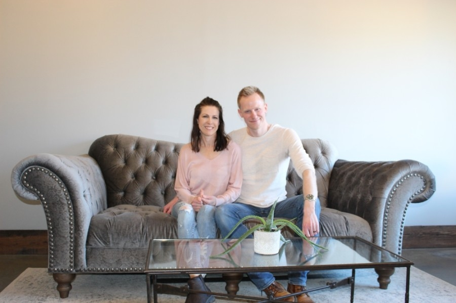 Owners Lisa and Paul Shearer opened the spa in 2020. (Photos by Wendy Sturges/Community Impact Newspaper)