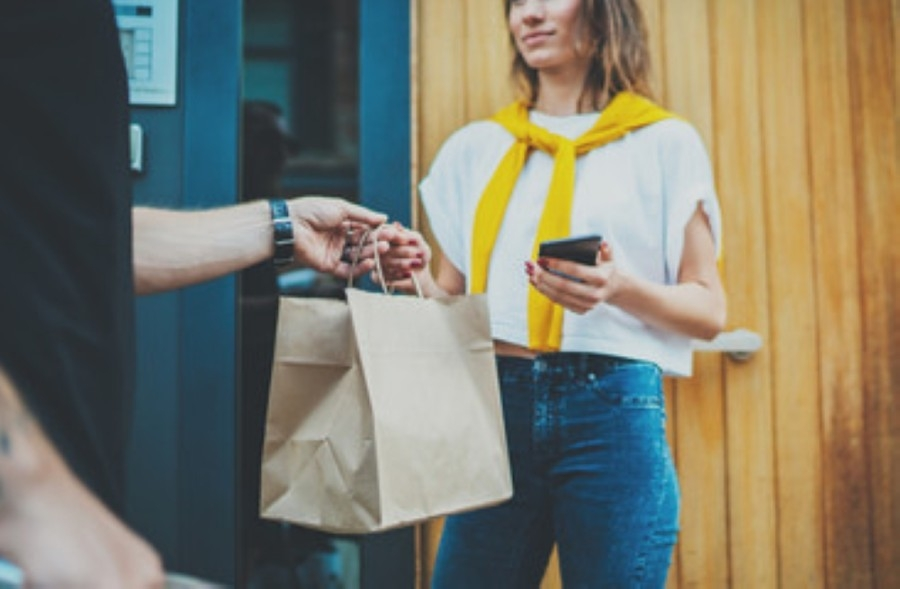 New delivery service We Fly Delivery is now available in Georgetown. (Courtesy Adobe Stock)
