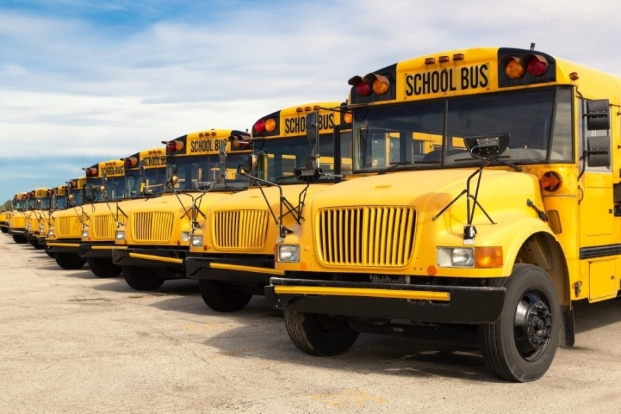 Propane-fueled buses will be used for some shorter routes in Hays CISD and will be paid for by multiple funding sources. (Courtesy Fotolia)