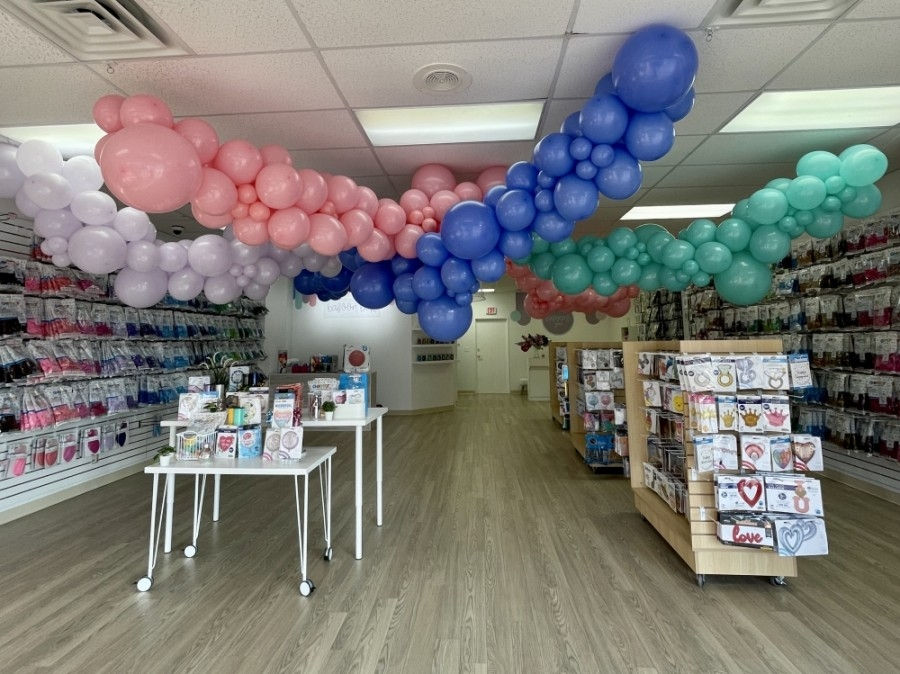 Balloons by Jolie, a party supply store, opened March 29 in Cedar Park. (Courtesy Balloons by Jolie)