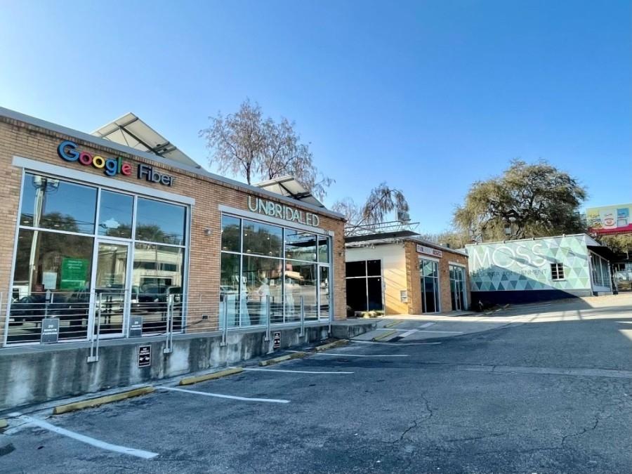 Google Fiber opened a new office on South Lamar Boulevard on March 15. (Courtesy Google Fiber)