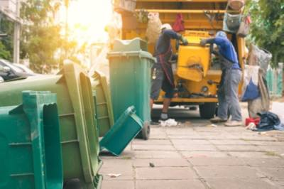 The city of Franklin will host a neighborhood cleanup April 19-20. (Courtesy Fotolia)