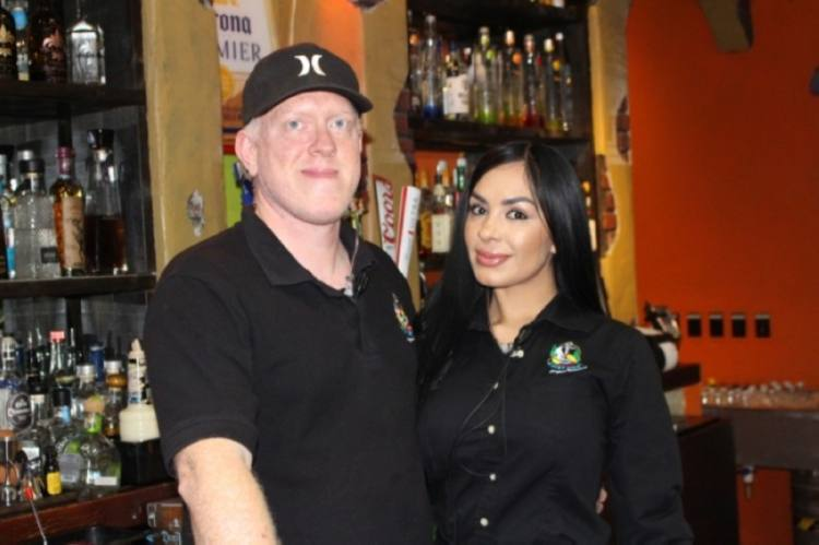 Co-owners Jalon and Carolina Buckstead each have prior experience in restaurants. (Tom Blodgett/Community Impact Newspaper)